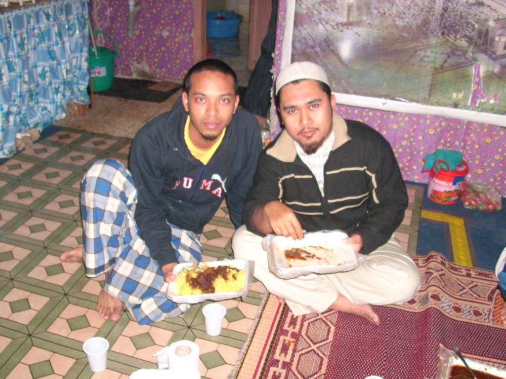 Ahmad Rushdi dan Farid Rashidi