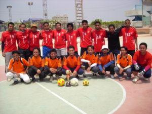 Johan Futsal - Piala Exca