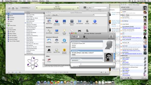 Mac OSX Desktop